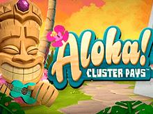 Виртуальный игровой слот Aloha Cluster Pays